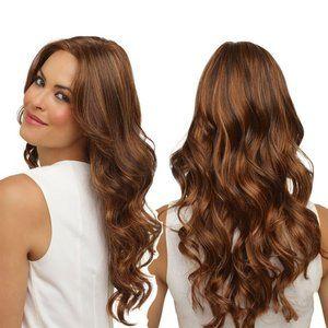 Fashion High Temperature Silk Chemical Fiber Wig